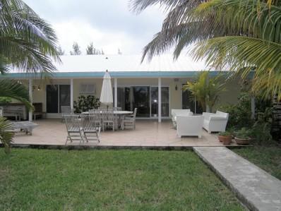 Single Family Home for sales at Yellow Fin House  Treasure Cay, Abaco 00000 Bahamas