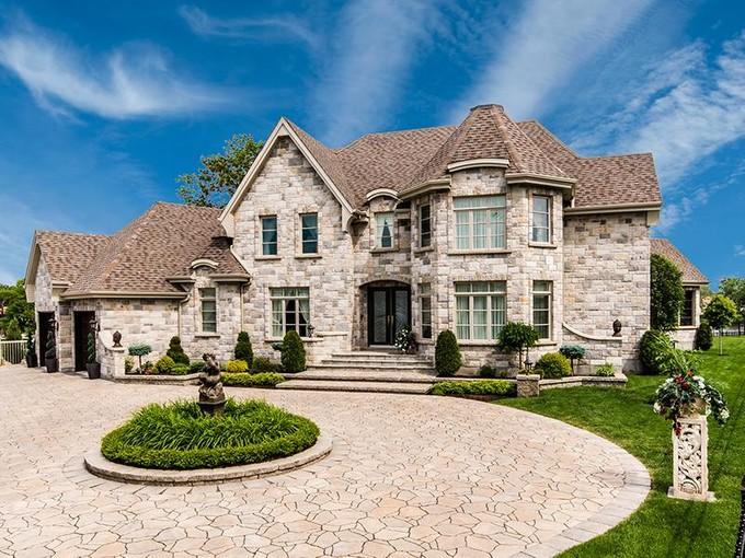 独户住宅 for sales at L'Ile Bizard   Ste Genevieve  Montreal, 魁北克省 H9C 1C6 加拿大