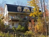Casa para uma família for sales at Chemin des Cerfs   Mont-Tremblant    Mont-Tremblant, Quebec J8E1T1 Canadá