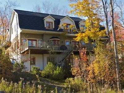 獨棟家庭住宅 for sales at Chemin des Cerfs   Mont-Tremblant  Mont-Tremblant, 魁北克省 J8E1T1 加拿大