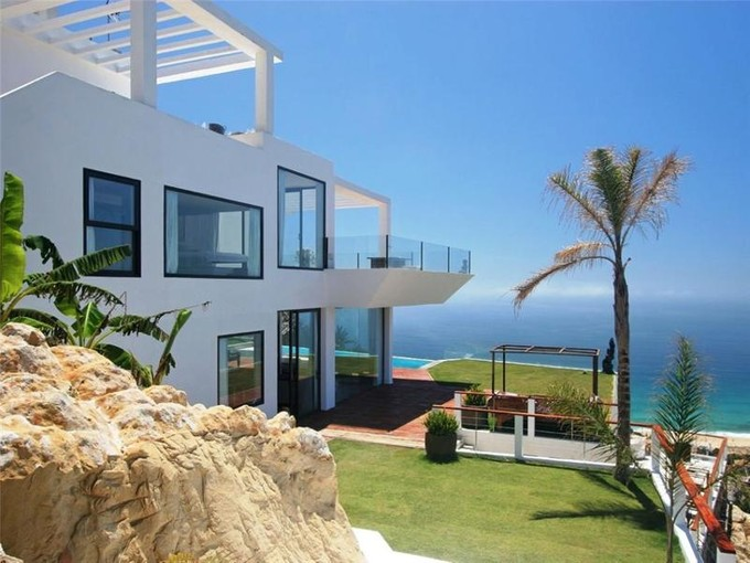Single Family Home for sales at Fantastic villa built in a modern style with stunn  Cadiz, Andalucia 11380 Spain