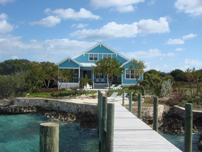 단독 가정 주택 for sales at Barefoot Cottage Orchid Bay C5 Guana Cay, 아바코 00000 바하마