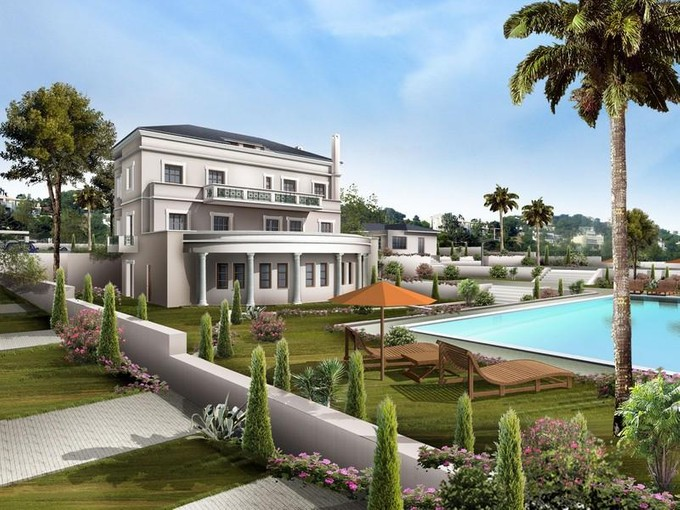 Maison unifamiliale for sales at Luxury Mansion Agios Dimitrios Koropi Other Attiki, Attiki 19400 Grèce