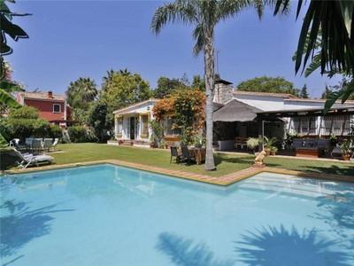 단독 가정 주택 for sales at Beachside villa  close to Puerto Banús Cortijo Blanco  Marbella, Costa Del Sol 29670 스페인