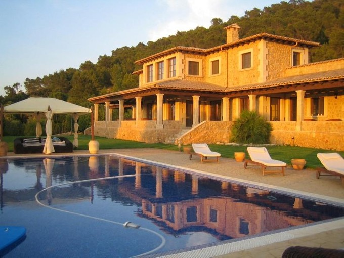 Multi-Family Home for sales at Newly Built Mallorquin Style Finca  Center, Mallorca 07300 Spain