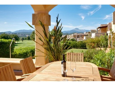 Apartment for sales at Ground Floor Apartment With Golf View  Santa Ponsa, Mallorca 07118 Spain
