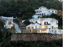 Single Family Home for sales at Mountain villa with spectacular sea views    Benahavis, Costa Del Sol 29679 Spain