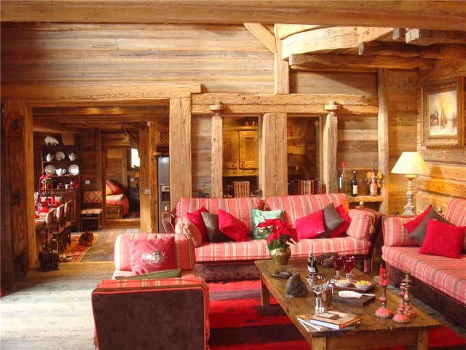 Single Family Home for rentals at Chalet RUBIS   Meribel, Rhone-Alpes 73550 France