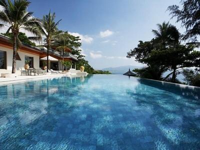 Single Family Home for sales at Exceptional Oceanfront Villa Nai Thon Nai Thon, Phuket 83110 Thailand