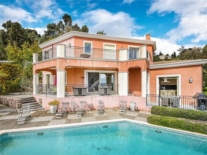 Diğer Meskun Mahal for sales at Hills of Mandelieu - Villa with panoramic sea view MANDELIEU LA NAPOULE Mandelieu, Provence-Alpes-Cote D'Azur 06210 Fransa