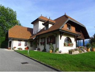 Single Family Home for sales at Architect-designed house  Annecy, Rhone-Alpes 74370 France