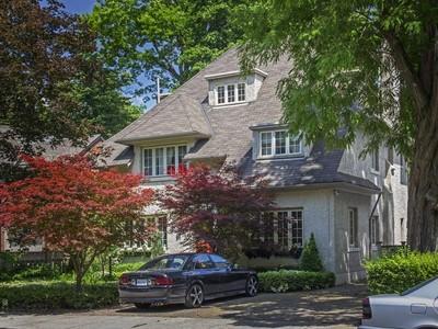 단독 가정 주택 for sales at Country lifestyle - Midtown location 71 Boulton Drive Toronto, 온타리오주 M4V 2V5 캐나다