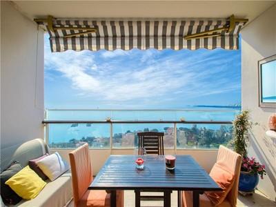 アパート for sales at Beautiful apartment with panoramic sea view  Cannes, プロバンス=アルプ=コート・ダジュール 06220 フランス