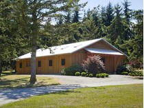 Villa for sales at Beautiful 20 Acre Property 2003 Hovey Road   Victoria, Columbia Britannica V8M 1V8 Canada