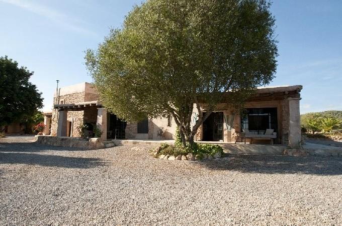 Nhà ở một gia đình for sales at Restored Old Finca With Sea View In Cala Jondal  Sant Josep, Ibiza 07830 Tây Ban Nha