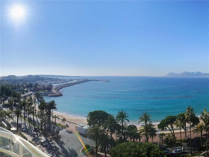 共管式独立产权公寓 for sales at Cannes Croisette, magnificent apartment  Cannes, 普罗旺斯阿尔卑斯蓝色海岸 06400 法国