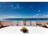 Property Of Luxus-Penthouse in 1. Meereslinie in Portixol