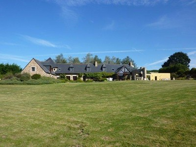 Fattoria / ranch / campagna for sales at Luxurious character property set at 8 hectares  Other Brittany, Bretagna 22220 Francia