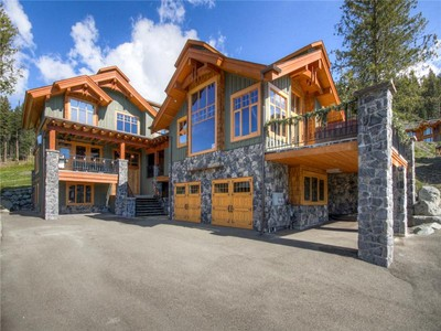 Other Residential for sales at Luxury Mountain Chalet 4129 Sundance Drive Sun Peaks, British Columbia V0E 5N0 Canada