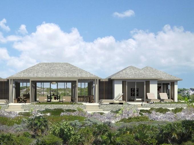 Casa Unifamiliar for sales at Sailrock - Coral 4 Villa Peninsula Passage Sailrock, South Caicos TCI BWI Islas Turcas Y Caicos