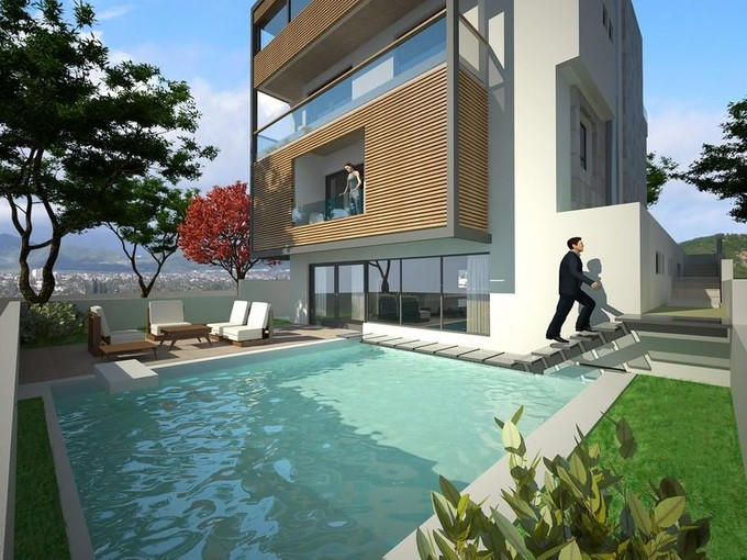 独户住宅 for sales at Luxury House Ano Voula   Voula, 阿提卡 16673 希腊