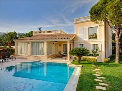 Vivienda unifamiliar for rentals at Superb villa on the prestigious  Saint Jean Cap Ferrat, Provincia - Alpes - Costa Azul 06230 Francia