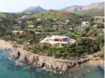 Частный односемейный дом for sales at Seafront Villa in Sounio  Other Attiki, Аттика 19500 Греция