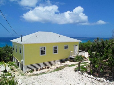 Maison unifamiliale for sales at High Seas Lookout Road Rainbow Bay, Eleuthera . Bahamas
