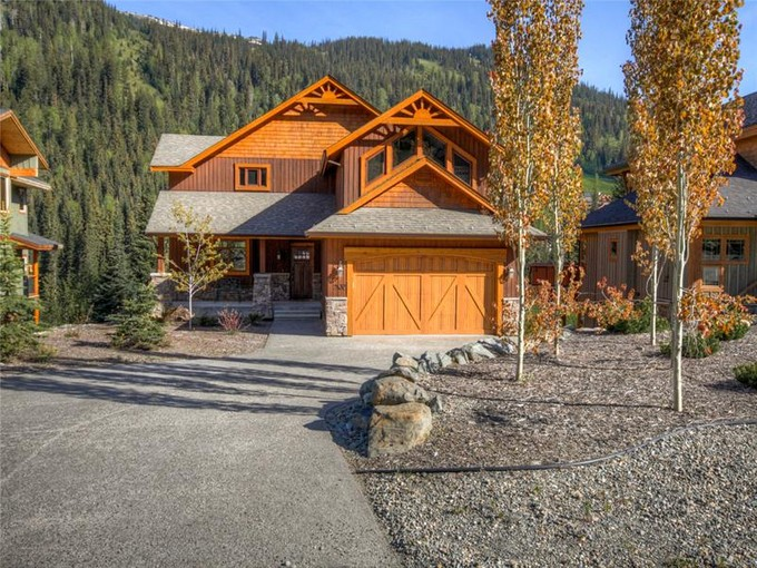 Single Family Home for sales at Fairways Drive Home 2432 Fairways Drive   Sun Peaks, British Columbia V0E 5N0 Canada