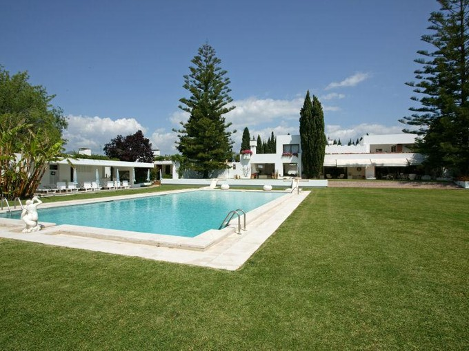 Single Family Home for sales at Arabic-Andalucian Style Villa    Estepona, Costa Del Sol 29680 Spain