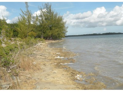 Land for sales at Matthew's Point Acreage Waterfront Other Abaco, Abaco . Bahamas