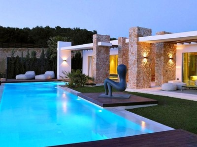 Single Family Home for sales at Brand New Development In Exclusive Community  San Jose, Ibiza 07829 Spain