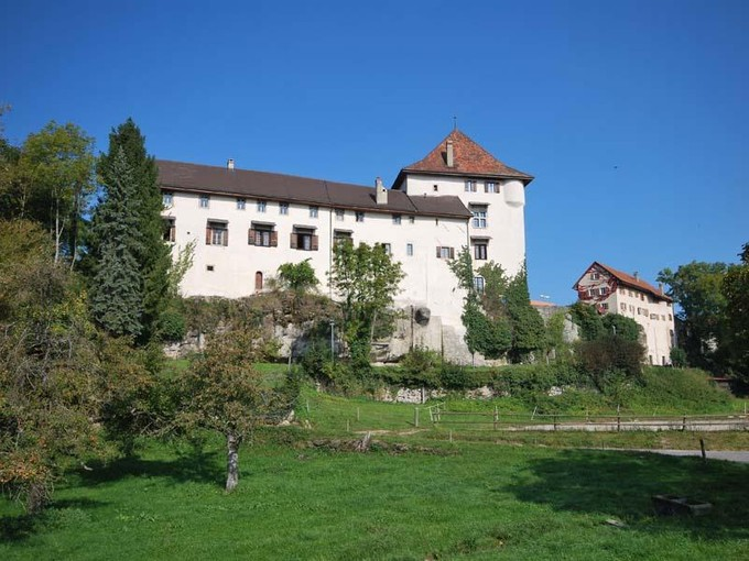 Anderer Wohnungstyp for sales at Magnificent castle with outbuildings  Other Fribourg, Freiburg 1616 Schweiz