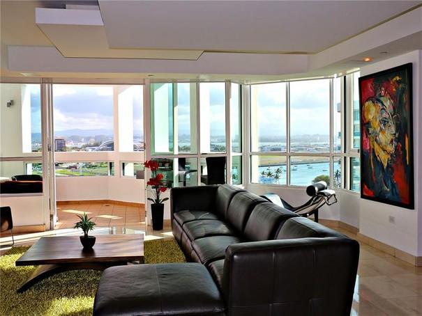 Condominium for sales at Lofty Luxury in WeCo 35 Munoz Rivera Avenue : Caribe Plaza San Juan, Puerto Rico 00902 Puerto Rico