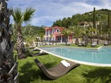 Property Of Private estate with three newly built villas, a mu