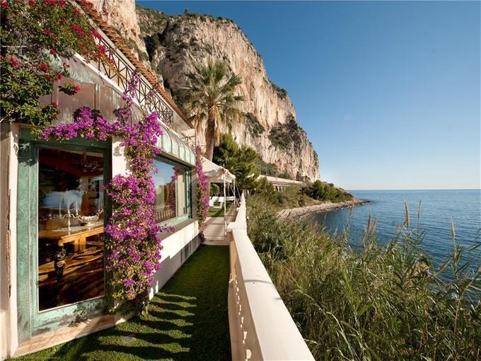 Maison unifamiliale for sales at Beaulieu - Pieds dans l'Eau  Beaulieu, Provence-Alpes-Cote D'Azur 06310 France