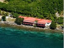 獨棟家庭住宅 for sales at Fort Recovery Waterfront Villa  Other Tortola, 托爾托拉 VG1110 英屬維京群島