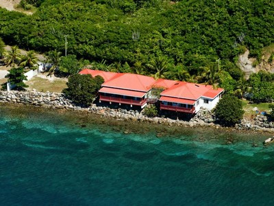 Maison unifamiliale for sales at Fort Recovery Waterfront Villa  Other Tortola, Tortola VG1110 Iles Vierges Britanniques