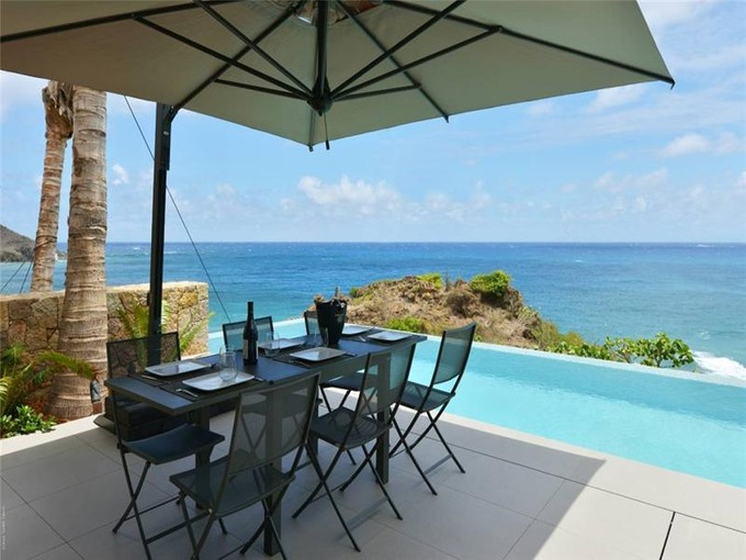 Einfamilienhaus for sales at Villa Wide View  Other St. Barthelemy, Cities In St. Barthelemy 97133 St. Barthelemy