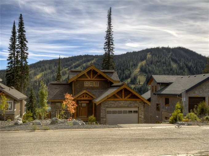 Single Family Home for sales at Breathtaking 4 Season Mountain Home 4132 Sundance Drive   Sun Peaks, British Columbia V0E 5N0 Canada