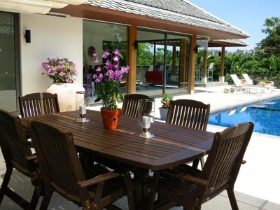 Casa Unifamiliar for sales at Sea View 4 Bed Family Villa, Rawai  Rawai, Bangkok 83100 Tailandia