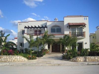 Maison unifamiliale for sales at CASA ANDALUCIA  Playa Del Carmen, Quintana Roo 77710 Mexique
