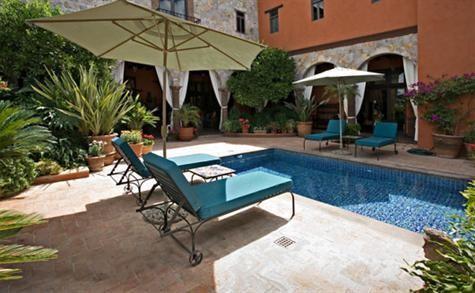 Разнобразная частная недвижимость for sales at Casa Sol  San Miguel De Allende, Guanajuato 37777 Мексика
