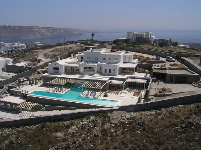 Single Family Home for sales at Villa Aphrodisia  Mykonos, Southern Aegean 84600 Greece