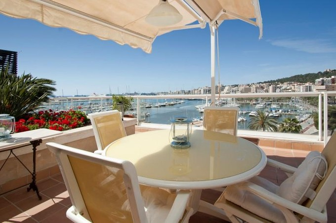 Appartement for sales at Exclusive penthouse in Palma with sea views  Palma Paseo Maritimo, Majorque 07003 Espagne