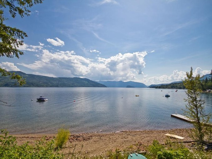 Terreno for sales at Shuswap Lake Building Opportunity #4 - 5864 Squilax-Anglemont Highway  Magna Bay, Columbia Britanica V0E 1L0 Canadá