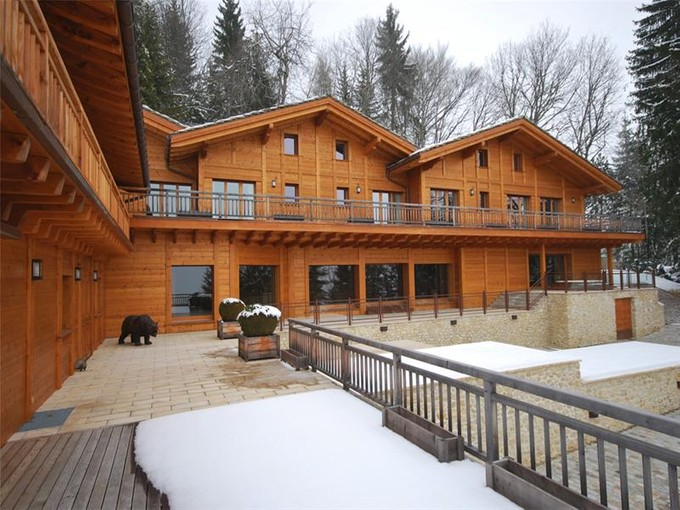 獨棟家庭住宅 for sales at Luxury property of character over 65 hectares  Villars-Sur-Ollon, 沃州 1884 瑞士