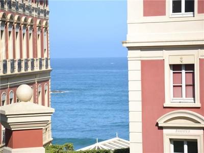 Appartamento for sales at Biarritz ocean view  Biarritz, Aquitania 64200 Francia