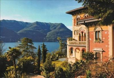 Appartamento for vendita at Attico con torretta panoramica Laglio Laglio, Como 22010 Italia