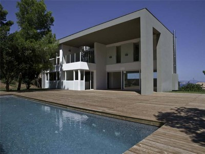 Vivienda unifamiliar for sales at Casa de diseño con vistas al mar en Sa Riera  Begur, Costa Brava 17255 España